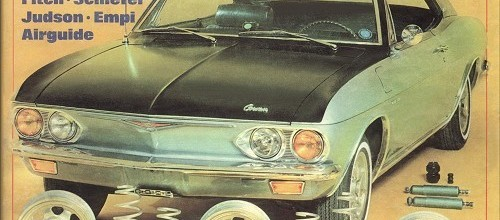 Corvair Sprint by Fitch