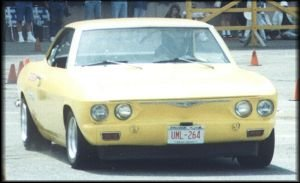 1965 Corvair sport coupe