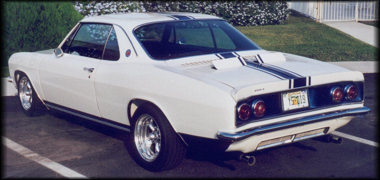 The Yenko Stinger Corvair  Page 9