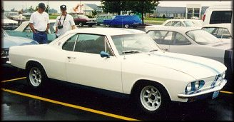 The Yenko Stinger Corvair  Page 2